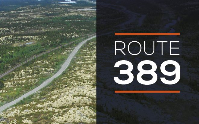 Route 389