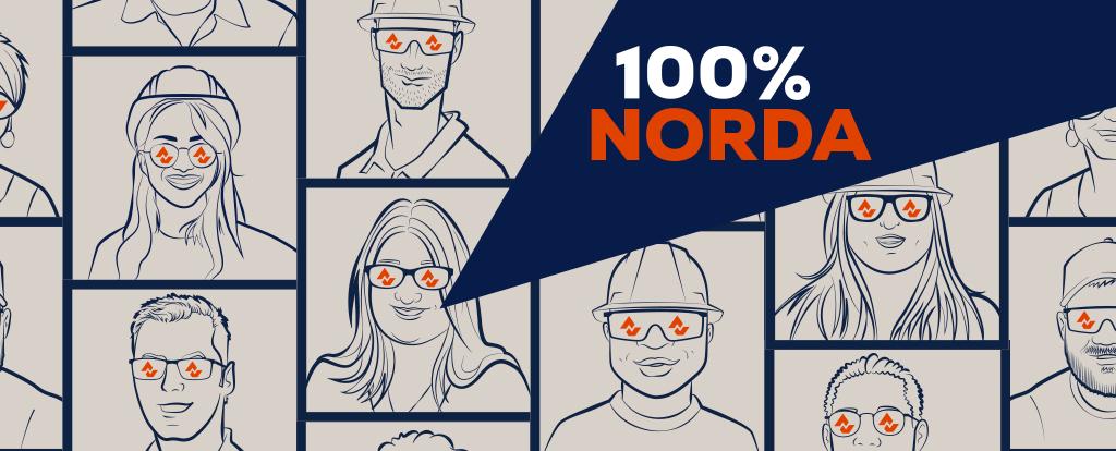100% Norda